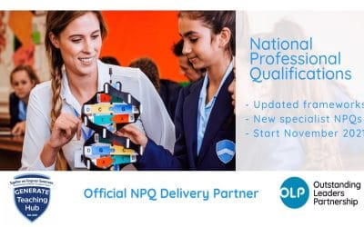 NPQs are Fully Funded!